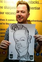 Caricature Artist In Liverpool Wirral Chester